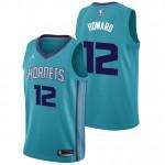 Dwight Howard - Hombre Charlotte Hornets Nike Icon Swingman Camiseta de la NBA Promoción