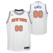 Enes Kanter - Adolescentes New York Knicks Nike Statement Swingman Camiseta de la NBA Ventas Baratas Vitoria-Gasteiz