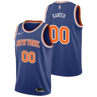 Enes Kanter - Hombre New York Knicks Nike Icon Swingman Camiseta de la NBA Venta Al Por Mayor