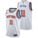 Frank Ntilikina - Hombre New York Knicks Nike Association Swingman Camiseta Precio Barato
