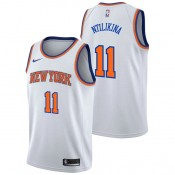 Frank Ntilikina - Hombre New York Knicks Nike Association Swingman Camiseta Precio Barato