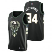 Giannis Antetokounmpo - Hombre Milwaukee Bucks Nike Statement Swingman Camiseta de la NBA Ventas Baratas Mallorca
