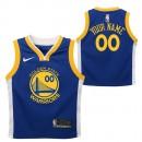 Golden State Warriors Nike Icon Replica Camiseta de la NBA - Personalizada - Niño En Madrid