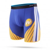 Golden State Warriors Stance The Del Mar Boxer Pantalones cortos Dinero en menos