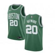 Comprar Gordon Hayward #20 Boston Celtics Verde Swingman Camiseta Online