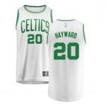 Gordon Hayward #20 Boston Celtics Verde Swingman Camiseta Venta a Precios Más Bajos