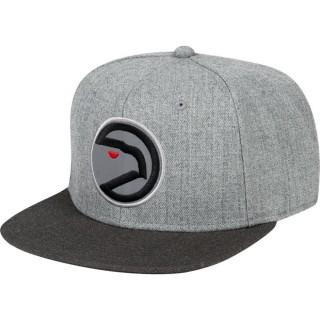 Gorra Atlanta Hawks Hardwood Classics Embroidered Logo Snapback Cap Tienda En Madrid