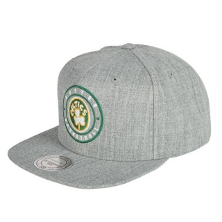 Gorra Boston Celtics Hardwood Classics Circle Patch Snapback Cap Venta españa