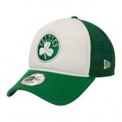 Gorra Boston Celtics New Era A-Frame Classic Foam Trucker - Hombre Outlet Bonaire