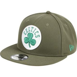 dbe7a4af85ba8 Gorra Boston Celtics New Era Khaki Stone Team Logo 9FIFTY Snapback Cap  Ventas Baratas Mallorca