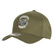 Baratas Gorra Charlotte Hornets Hardwood Classics Olive Team Logo Snapback Cap