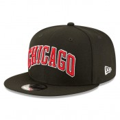 Gorra Chicago Bulls New Era 9FIFTY On-Court Statement Edition Snapback Cap Venta Al Por Mayor