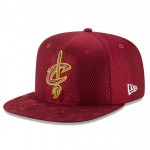 Gorra Cleveland Cavaliers New Era 2017 Official On-Court 59FIFTY Fitted Cap Promoción