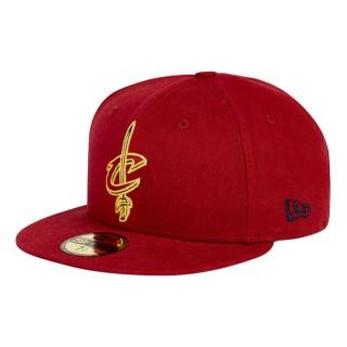 Gorra Cleveland Cavaliers New Era Chainstitch 59FIFTY Cap Outlet Bonaire d315814b515c2