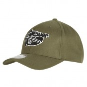 Gorra Denver Nuggets Hardwood Classics Olive Team Logo Snapback Cap Baratas en línea