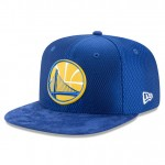 Gorra Golden State Warriors New Era 2017 Official On-Court 9FIFTY Snapback Cap Outlet Alcorcon