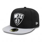 Gorra Gorra ajustada Brooklyn/New Camiseta Nets New Era 59FIFTY Outlet Caspe