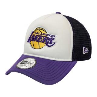 Gorra Los Angeles Lakers New Era A-Frame Classic Foam Trucker - Hombre Madrid Precio