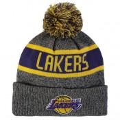 Gorra Los Angeles Lakers New Era Marl Pom Knit Comprar en línea