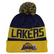 Gorra Los Angeles Lakers New Era Team Colour Knit Más Barata