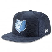Gorra Memphis Grizzlies New Era 2017 Official On-Court 9FIFTY Snapback Cap Venta a Bajo Precio