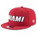 Gorra Miami Heat New Era 9FIFTY On-Court Statement Edition Snapback Cap Baratas Precio