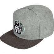 Gorra Minnesota Timberwolves Hardwood Classics Embroidered Logo Snapback Cap Baratas Originales