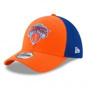 b4958fa45a7a2 Gorra New York Knicks New Era 2017 Official On-Court 39THIRTY Stretch Fit  Cap Ventas