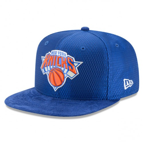 8907d5a81cf23 Gorra New York Knicks New Era 2017 Official On-Court 9FIFTY Snapback Cap  Ventas Baratas Mallorca