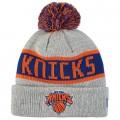 Gorra New York Knicks New Era Marl Pom Knit Venta Barata