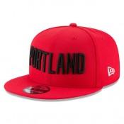 Gorra Portland Trail Blazers New Era 9FIFTY On-Court Statement Edition Snapback Cap Precios