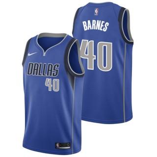 Harrison Barnes - Hombre Dallas Mavericks Nike Icon Swingman Camiseta de la NBA Tienda En Madrid