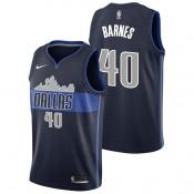 Harrison Barnes - Hombre Dallas Mavericks Nike Statement Swingman Camiseta de la NBA Comprar en línea