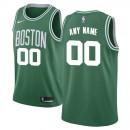 Hombre Boston Celtics Verde Swingman Camiseta Personalizada Venta a Bajo Precio