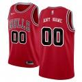 Hombre Chicago Bulls Rojo Swingman Camiseta Personalizada Outlet España