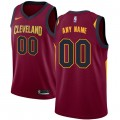 Hombre Cleveland Cavaliers Granate Swingman Camiseta Personalizada Compras En Línea
