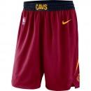 Hombre Cleveland Cavaliers GranateIcon Swingman Pantalones cortos de baloncesto Codigo Promocional