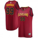 Hombre Cleveland Cavaliers Jae Crowder Fanatics Branded GranateFast Break Player Camiseta Oficiales
