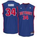 Hombre Detroit Pistons Tobias Harris Royal Road Camiseta Outlet España