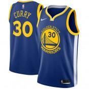 Hombre Golden State Warriors Stephen Curry Azul Swingman Camiseta Comprar en línea