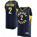 Hombre Indiana Pacers Darren Collison Fanatics Branded Armada Fast Break Player Camiseta Venta Al Por Mayor