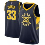 Hombre Indiana Pacers Myles Turner Armada Swingman Camiseta Precio Promocional