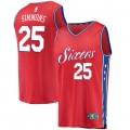 Hombre Philadelphia 76ers Ben Simmons Fanatics Branded Rojo Fast Break Camiseta Venta