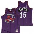Hombre Toronto Raptors Vince Carter Hardwood Classics Road Swingman Camiseta Ventas Baratas Murcia