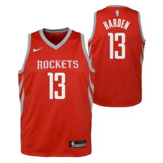 James Harden #13 - Adolescentes Houston Rockets Nike Icon Swingman Camiseta de la NBA España