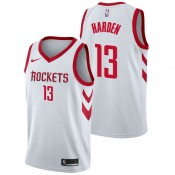 James Harden #13 - Hombre Houston Rockets Nike Association Swingman Camiseta de la NBA Barcelona Precio