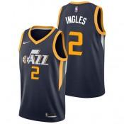 Joe Ingles - Hombre Utah Jazz Nike Icon Swingman Camiseta de la NBA Baratos