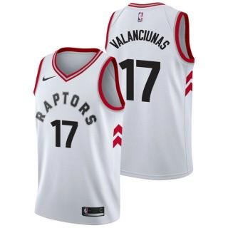 Jonas Valanciunas - Hombre Toronto Raptors Nike Association Swingman Camiseta de la NBA Barcelona Tiendas