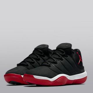 Jordan Super.Fly 6 Zapatilla de Baloncesto - Negro/University Rojo-Blanco - Youth Compras En Línea