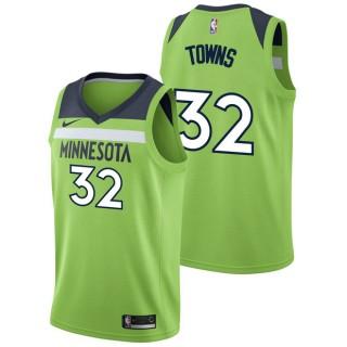 Karl-Anthony Towns - Hombre Minnesota Timberwolves Nike Statement Swingman Camiseta de la NBA Baratas España